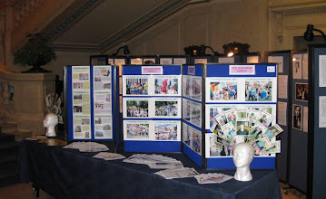Photo: Display in the Council House foyer