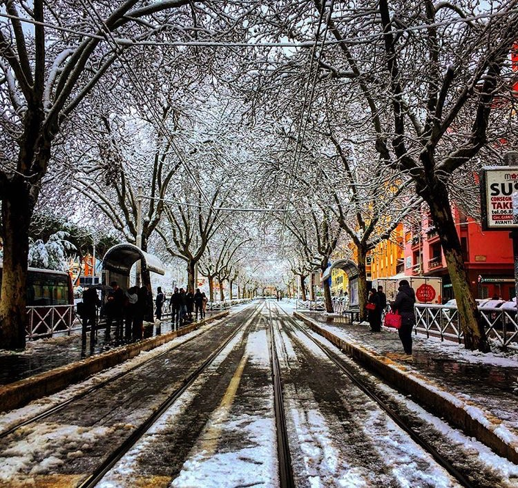 Neve su Roma di stefano_dimora_pesco