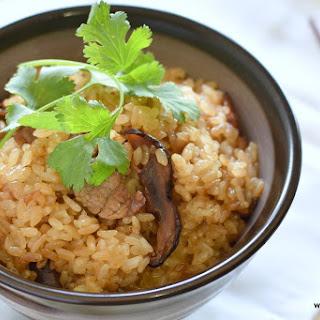Taiwanese Sticky Rice ( 油飯).