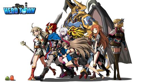 Heroes Town online : 2D MMORPG 4.23 screenshots 8