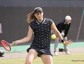 Russin Ekaterina Alexandrova klopt 'Mertens-killer' en wint het WTA-toernooi in Shenzhen