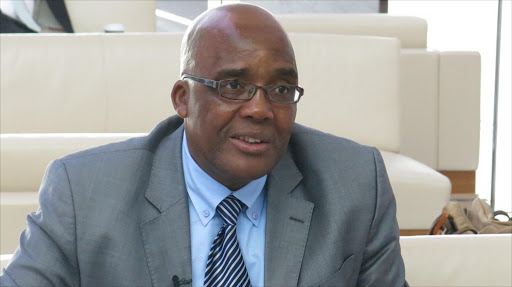 Health Minister Dr Aaron Motsoaledi. Picture Credit: Kgothatso Madisa