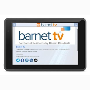 Barnet TV- screenshot thumbnail