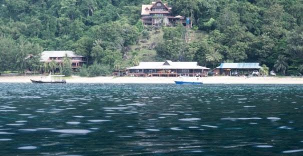 Paya Beach, Tioman