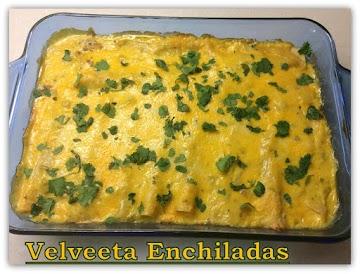 Velveeta Enchiladas Recipe