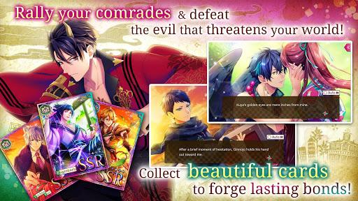 Ayakashi: Romance Reborn - Supernatural Otome Game filehippodl screenshot 2