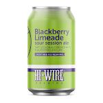 Hi-Wire Blackberry Limeade Sour Session Ale