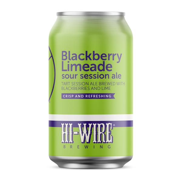 Logo of Hi-Wire Blackberry Limeade Sour Session Ale