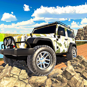 Offroad Jeep Army SUV Mountain Driving Adventure Android APK Download Free By Game Corp Studio