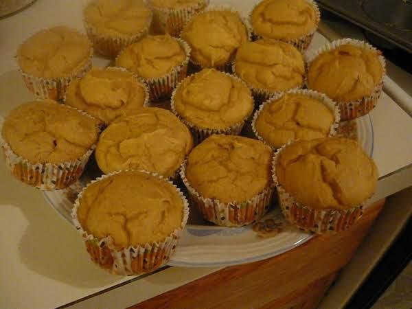 Weight Watchers Pumpkin Spice Muffins