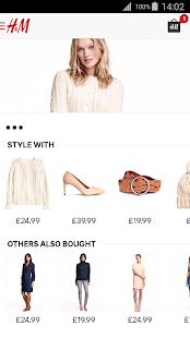 H&M- screenshot thumbnail