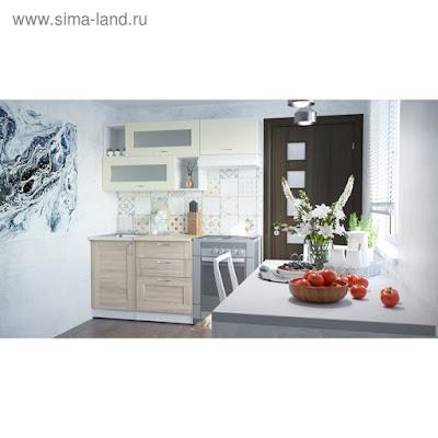 Кухонный гарнитур Камилла экстра 1700