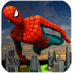 Flying Spider Hero City Rescue
