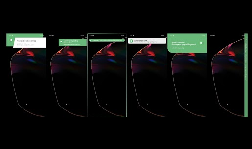 EDGE MASK – Change to unique notification design App Download For Android 6