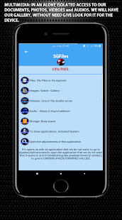 App SGFiles APK for Windows Phone