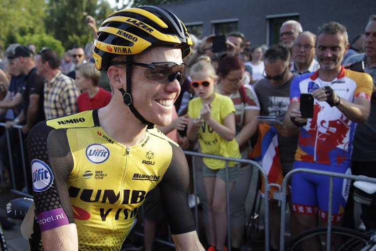 BREAKING: Steven Kruijswijk is besmet met het coronavirus en stapt uit de Giro