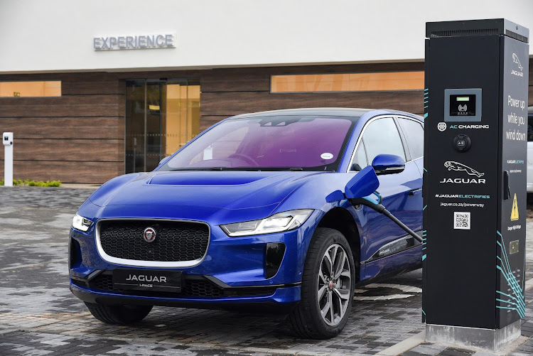 How Jaguar Land Rover Is Pushing The Sa Electric Car Revolution