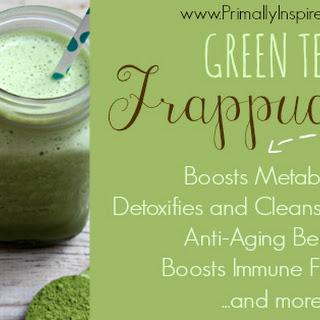 Green Tea Syrup Recipes