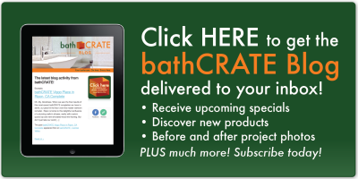 Subscribe to our bathroom tips blog today!