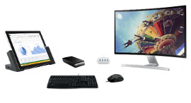 Microsoft Surface Pro 3 Docking Station: Options and Accessories