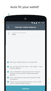 Recharge, Bills, Wallet, Bus- screenshot thumbnail