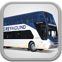 Bus Greyhound icon