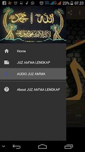 JUZ AM'MA WITH AUDIO - náhled