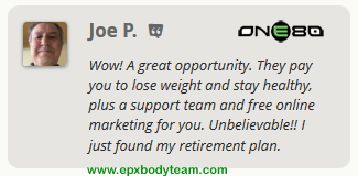 Photo: Real EPX Body Team Member Testimonial - Joe