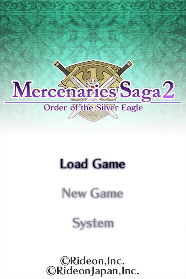 Mercenaries Saga2- screenshot