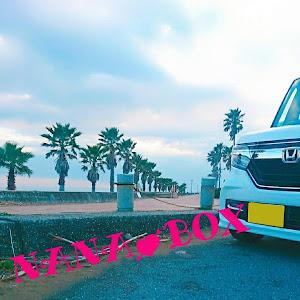Nボックスカスタム JF3 G-EXターボのカスタム事例画像 NANA♡BOXさんの2019年01月23日10:39の投稿