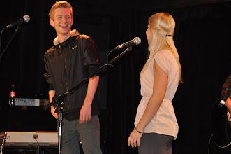 """Photo: Adventní koncert 2012. Pondělí 10. prosinec 2012. Kulturní zařízení """"K-TRIO"""" Ostrava-Jih."""