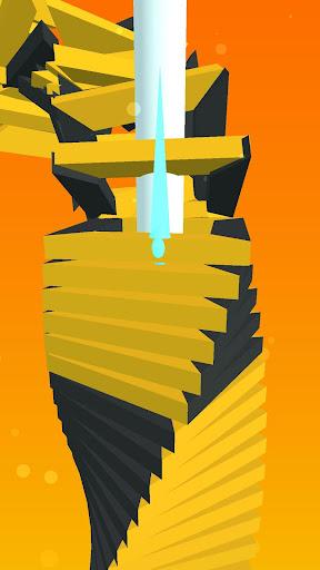 Jump Ball - Crush Stack Ball Tower android2mod screenshots 2