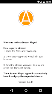 AStream Player