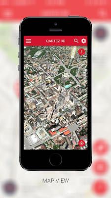 QARTEZ 3D - screenshot