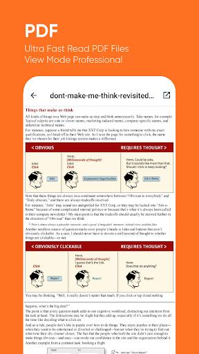 Office Document Reader screenshot 6
