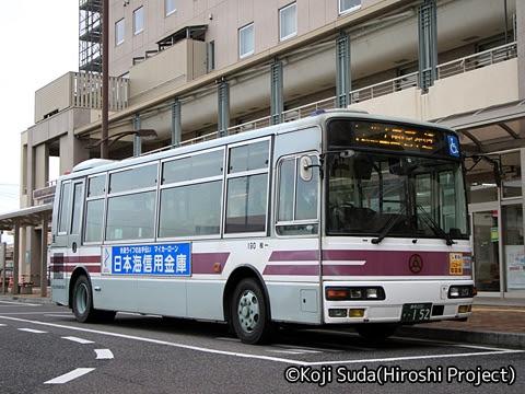 石見交通 益田 ・152