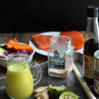 Ginger Lemongrass Sauce