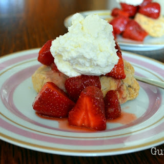 AIP Strawberry Shortcake