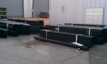 Photo: Tiffin Power Gluide Chassis Parts
