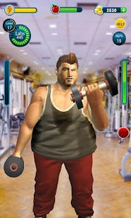 Fit the Fat 3D Game: Lose Fat Home Gym Simulator - náhled