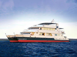 The intimate Celebrity Xploration en route to theGalápagos Islands.