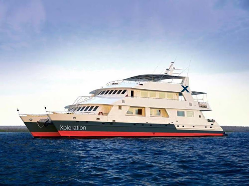 Celebrity Xploration begins sailings to the Galapagos in 2017.
