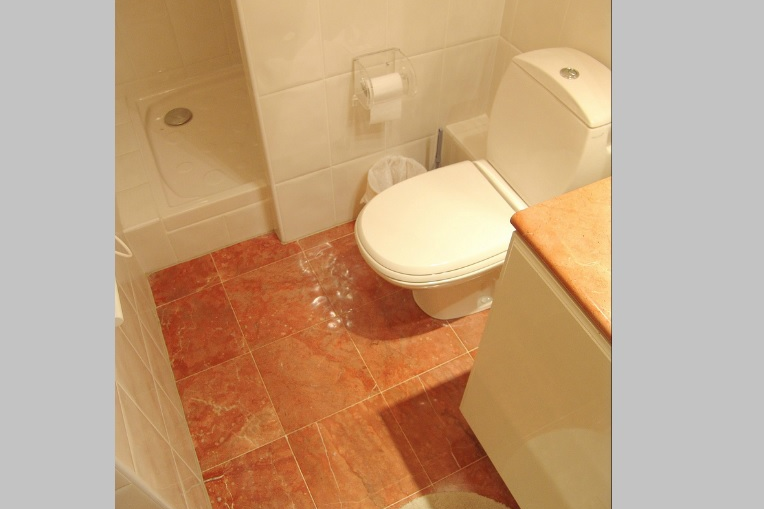 Toilet at 2 bedroom Apartment Cherche-Midi 3