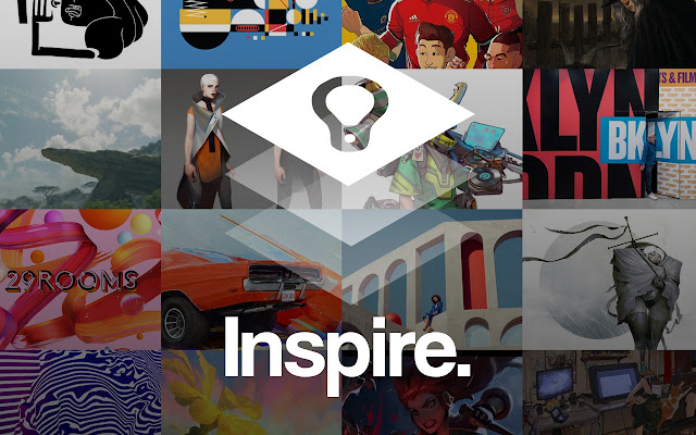 Inspire Gallery New Tab