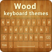 Wood Keyboard Theme Android APK Download Free By Abbott Cullen