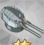 356mm連装砲T2