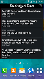 NYTimes – Latest News Screenshot 8