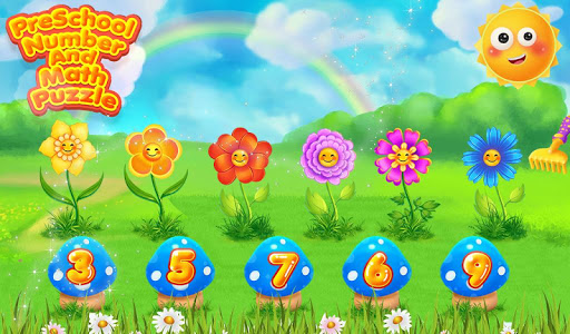 Preschool Number & Math Puzzle v1.0.1