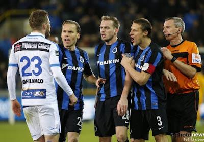 De psychologische oorlogsvoering is begonnen: Gent-fans dagen die van Club op spottende wijze uit
