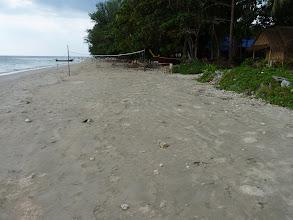 Photo: Ko Jum - Andaman beach, Bo Daeng accommodation, my hut right on the beach